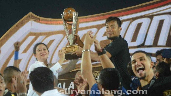 Gubernur Jatim Syukuran untuk Tiga Besar Piala Presiden: Arema FC, Persebaya dan Madura United
