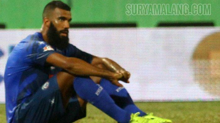 Daftar Pemain Asing yang Tetap Dapat Gaji Setelah Hengkang dari Arema FC