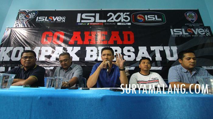 Presiden RI Bubarkan BOPI,  Arema FC Punya Tanggapan Tersendiri Bila Dikaitkan Cerita Masa Lalu