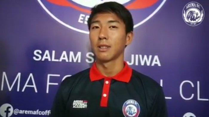 Selain Portugal, Arema FC Juga Diselimuti Nuansa Jepang pada Sosok Seiya da Costa & Renshi Yamaguchi