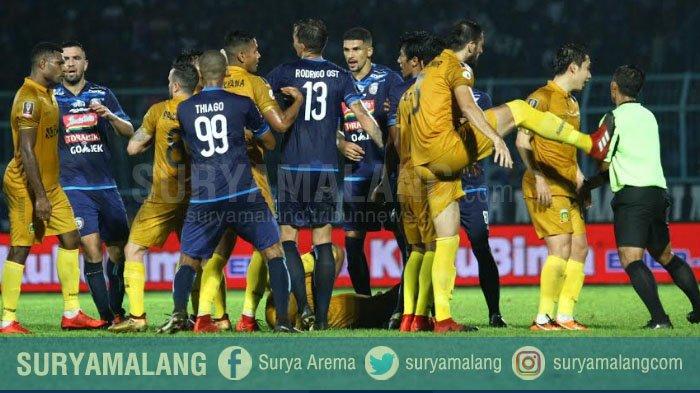 Bhayangkara FC Mungkin Tampil di Laga Pembuka Liga 1 2018, Lawan Arema, Persib, Persebaya, Atau