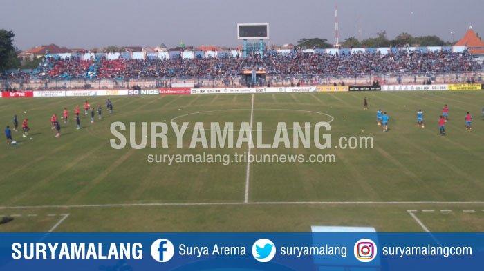 Catatan Jelang Persela Vs Arema FC : Rekor Kelam Singo Edan Main di Stadion Surajaya Lamongan