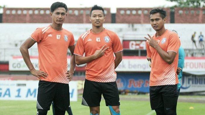 3 Pemain Arema ini Punya Bisnis di Luar Sepak Bola, Ada yang Baru Buka Hari ini