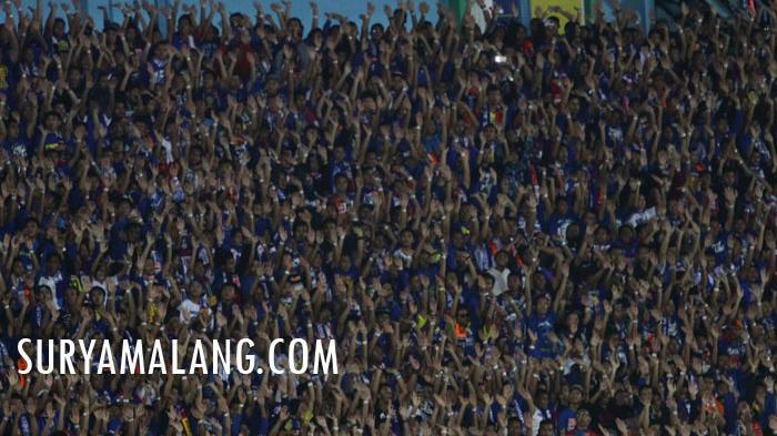 Hasil Sementara, Uji Coba Arema FC Vs Rans FC Kumpulkan Dana Rp 672 Juta