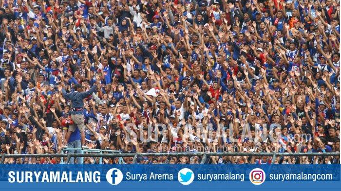 Suporter Berulah, Arema FC Kena Denda Rp 125 Juta
