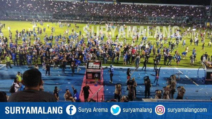 5 Poin Surat PT PBB Soal Rangkaian Teror di Arema FC vs Persib Bandung, Singgung Insiden Sebelumnya