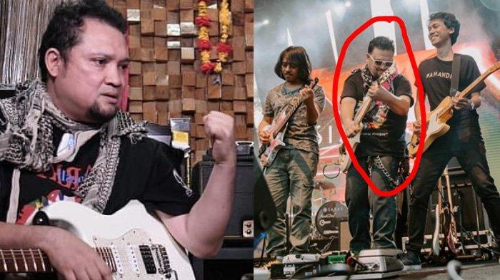 Biodata Aria Baron Mantan Gitaris Gigi yang Meninggal, Eross Sheila On 7 dan Andra Dewa 19 Berduka
