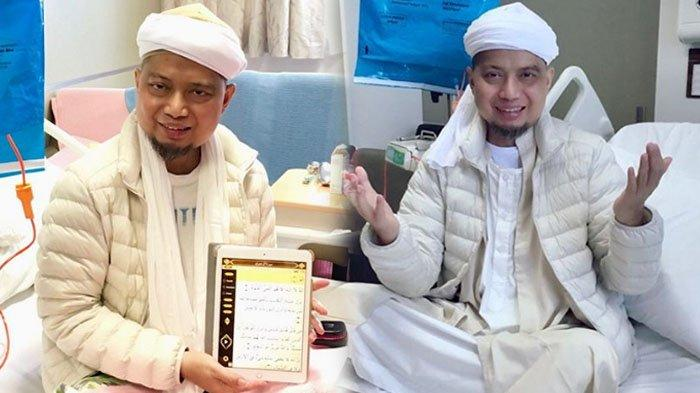 Kondisi Makin Kritis, Ustaz Arifin Ilham Siapkan Surat Wasiat, Kain Kafan Hingga Prosesi Pemakaman
