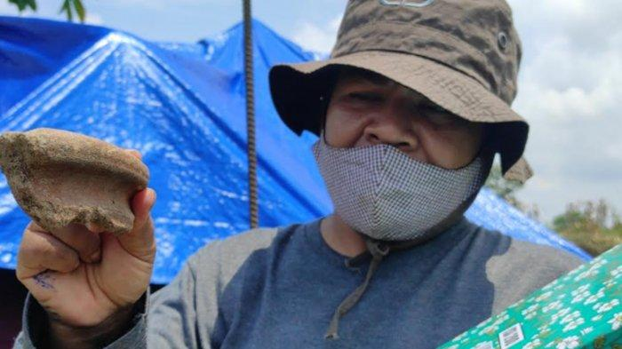 BPCB Jatim Temukan Banyak Pecahan Gerabah di Sananwetan Blitar, Diduga Kawasan Permukiman Masa Lalu