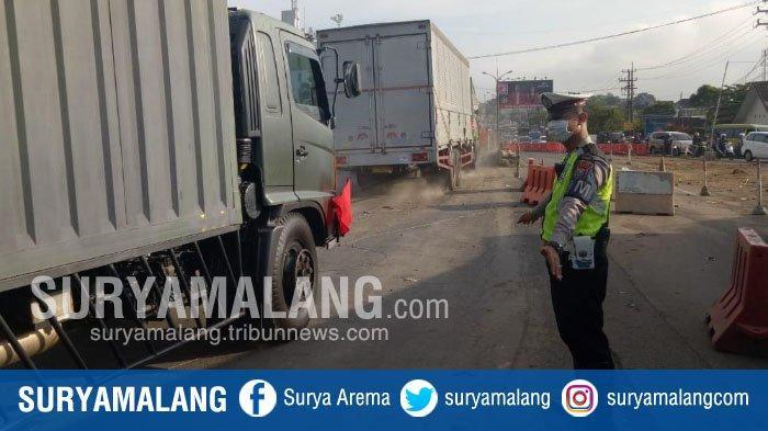 Rekayasa Lalu Lintas di Underpass Karanglo, Kemacetan Menuju Surabaya, Malang & Batu Berkurang