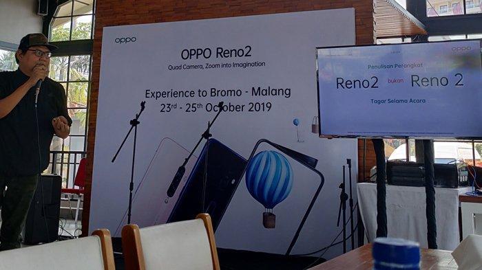 Oppo Reno2 Punya Fitur Hyper Boost 2.0 untuk Pengalaman Gaming yang Nyaman