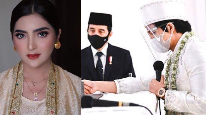 Alasan Sebenarnya Jokowi Datang ke Nikahan Aurel dan Atta, Ashanty Blak-blakan Bukan yang Pertama