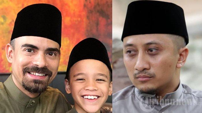 Foto Ashraf Sinclair Getarkan Hati Ustaz Yusuf Mansur, Tergerak Ingin Seperti Suami BCL Karena Ini