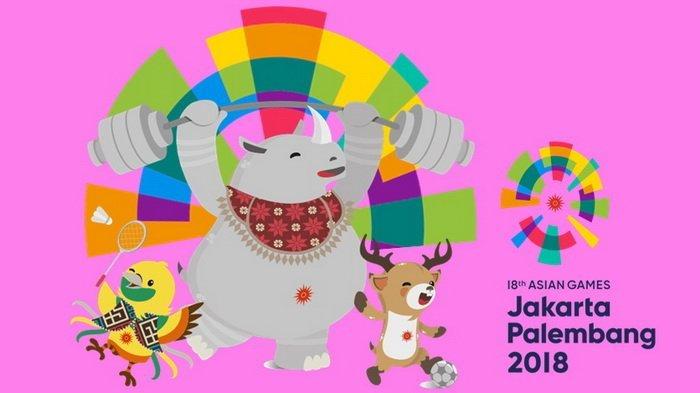 Jadwal Pertandingan Indonesia di Asian Games 2018 Hari ini, Sabtu, 25 Agustus 2018