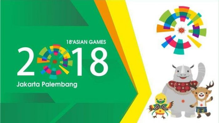 Jadwal Lengkap Pertandingan Atlet Indonesia di Asian Games 2018 Hari ini Selasa 28 Agustus
