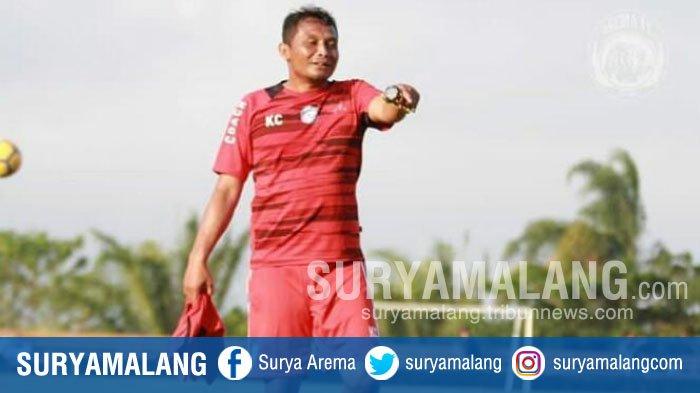 Pemain Arema FC Harus Tetap Latihan Selama Libur Lebaran 2021