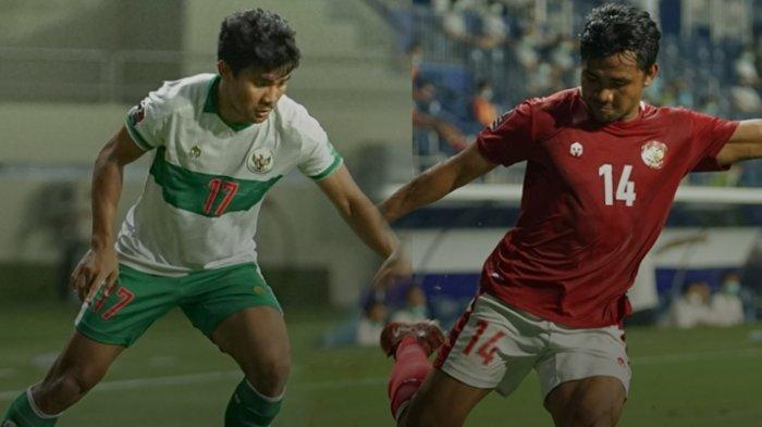 Asnawi Mangkualam mengenakan nomor punggung beda di dua laga Timnas Indonesia di ajang kualifikasi Piala Dunia 2022