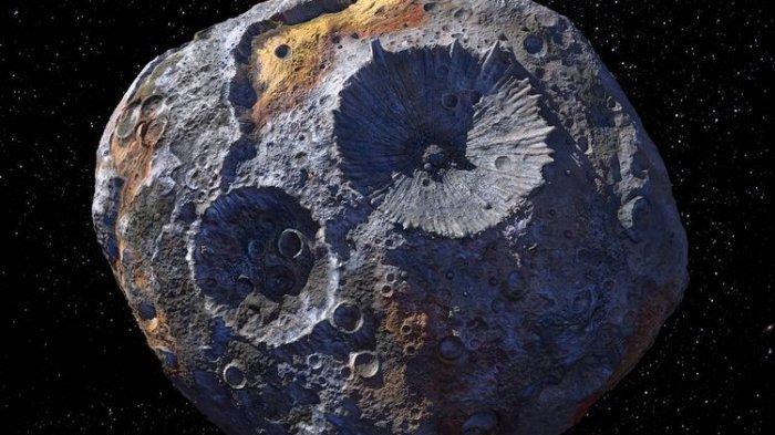NASA Berburu Asteroid Senilai 10 juta Triliun Dolar Amerika, Misi Psyche Siap Diluncurkan