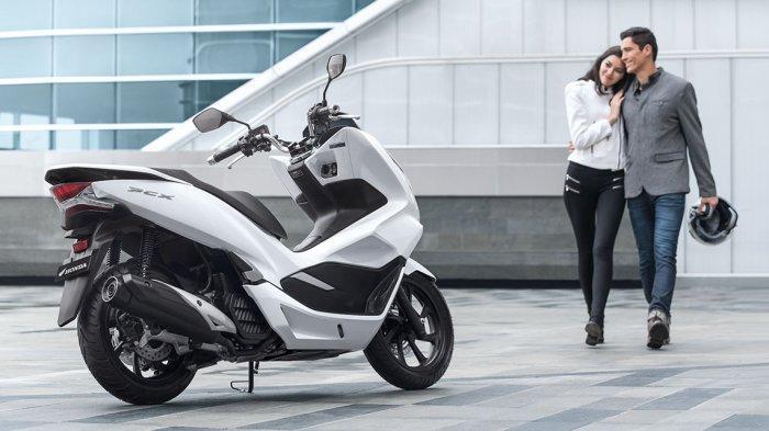 Motor Matic Besar Jadi Tren, Honda PCX Laku 3.000 Unit per Bulan di Jatim dan NTT