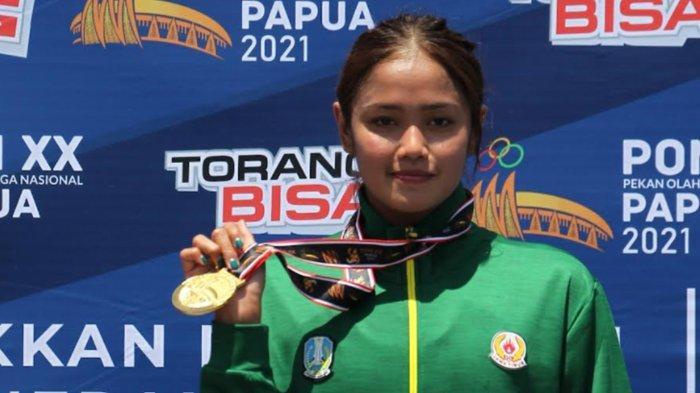 Tim Renang Jatim Sumbang 1 Emas dan 1 Perak do PON XX Papua