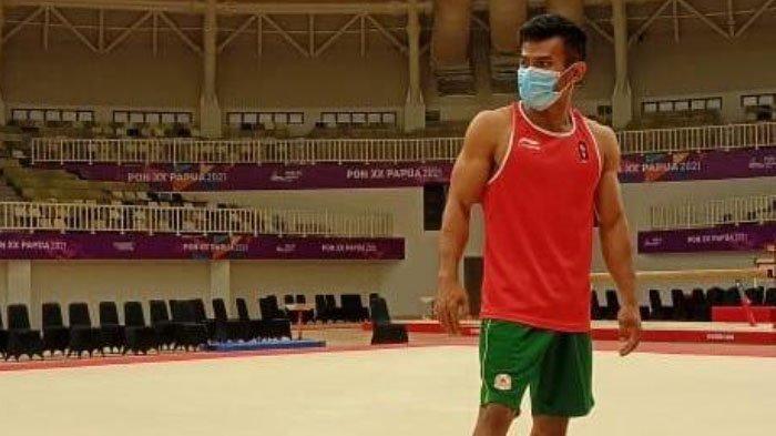 Atlet Asal Trenggalek, Dwi Samsul Arifin Sumbang 1 Emas dan 2 Perunggu di PON XX Papua 2021