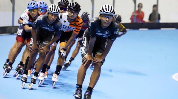 Sepatu Roda Jatim Nomor 15000 Meter Hanya Sumbang Perunggu di PON XX Papua