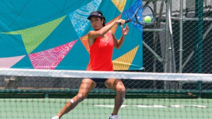 Atlet Tenis Jatim Aldila Sutiaji Ingin Lanjutkan Prestasi di PON XX Papua 2021
