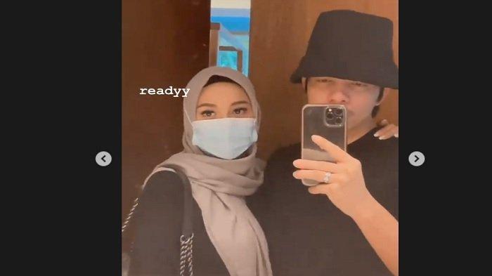 Aurel dan Atta Jalani Puasa Ramadan 2021 saat Honeymoon di Bali, Makan Sahur Buru-buru!