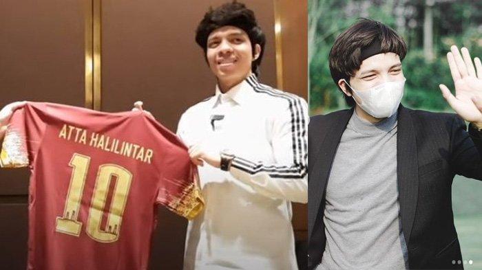 Sudah Jelas Alasan Atta Halilintar Batal Merapat ke Sriwijaya FC, Suami Aurel Buat Klub Bola Sendiri