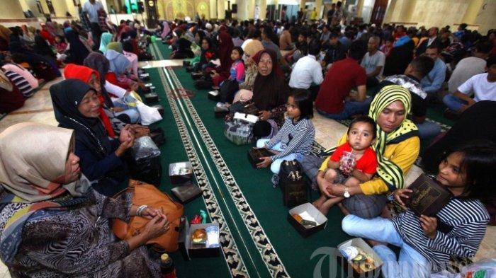 Aturan Buka Puasa Bersama Saat Ramadan 2021 dari Kemenag, Dibolehkan Tapi Ada Batasan Jumlah Peserta