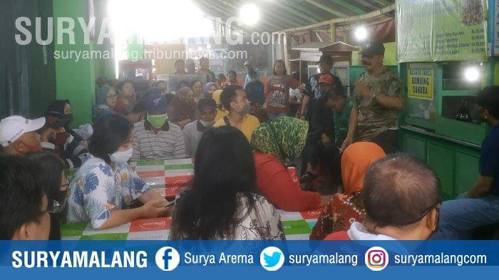 Terdampak Pembangunan Kayutangan Heritage Kota Malang, Pedagang Pujasera Minta Kompensasi