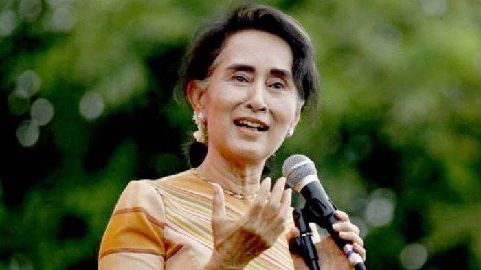 Benarkah Pembantaian Muslim Rohingya di Myanmar Adalah Hoax? Ini Penjelasan Aung San Suu Kyi
