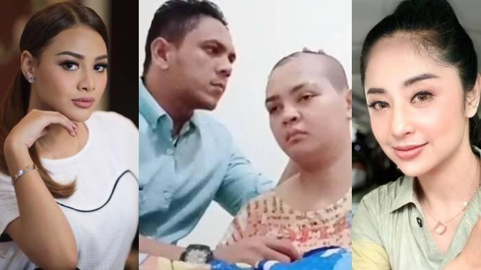 Sebelum Aurel, Diam-diam Dewi Perssik Juga Kirim Hadiah untuk Pria Aceh yang Istrinya Sakit Kanker