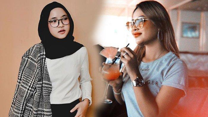 Aurel Hermansyah Make Over Wajah Nissa Sabyan, Hasilnya Bikin Nissa Teriak Histeris