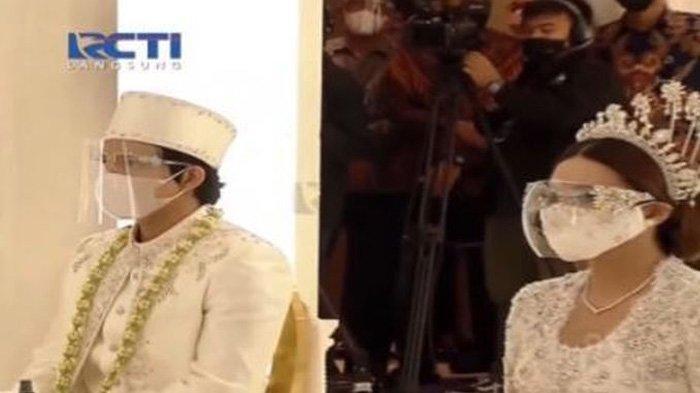 Aurel Hermansyah tampil cantik bak ratu bersama Atta Halilintar