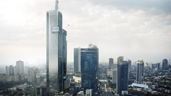 Autograph Tower, Calon Gedung Pencakar Langit Tertinggi di Indonesia