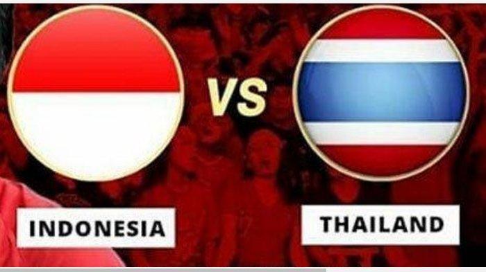 Live Streaming Timnas Indonesia U-23 Vs Thailand Kualifikasi Piala Asia 2020, Sore Ini Jam 16.00 WIB