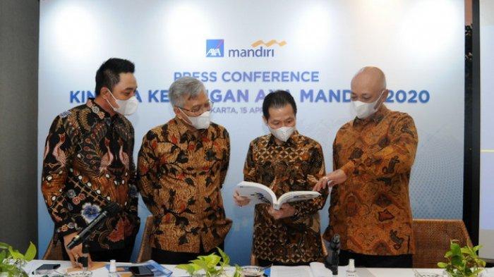 Masa Pandemi Covid-19, AXA Mandiri Sukses Bukukan Pendapatan Premi Lebih Rp 11 Triliun di 2020