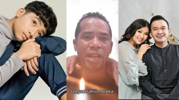 Ayah Kandung Betrand Peto Mendadak Ungkit Tanggung Jawab, Ruben Onsu & Sarwendah Menunduk Lemas