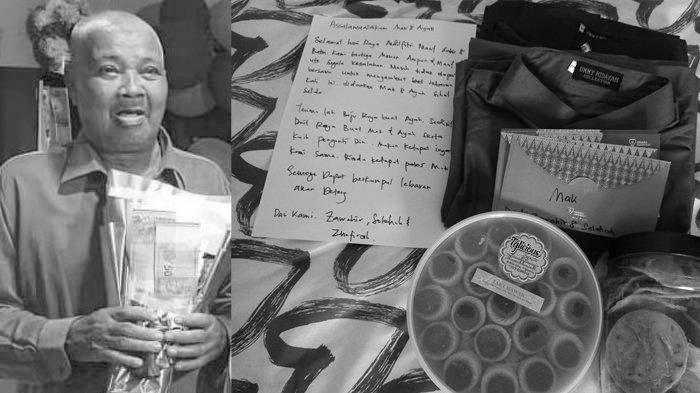 Ayah Siti Solehah di Malaysia yang tewas ditabrak mobil sehari sebelum lebaran