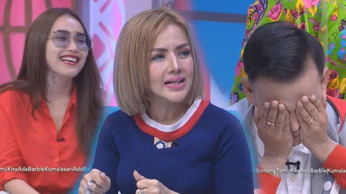 Komentar Asli Ayu Ting Ting & Ruben Onsu Dengar Barbie Kumalasari Nyanyi Live, Sampai Nahan Ketawa