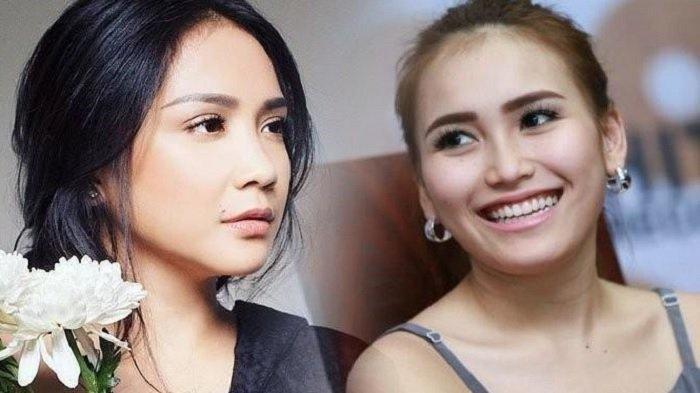 Nagita Slavina - Ayu Ting Ting Tak Teguran saat Papasan, Sosok Ini Bongkar Kemarahan Ibunda Bilqis