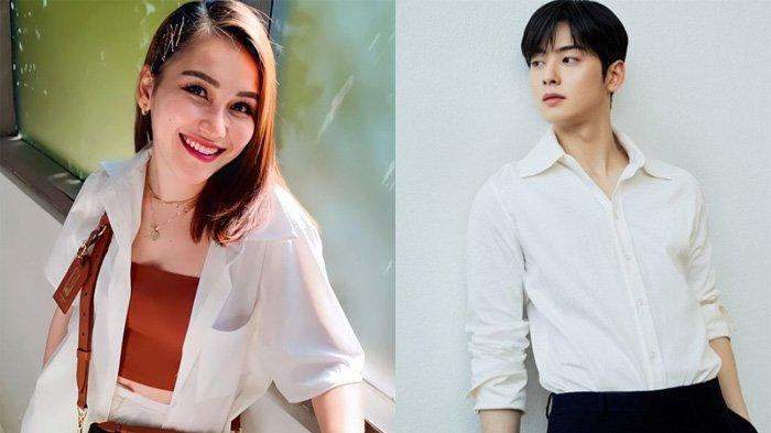 Ayu Ting Ting Heboh Dapat Dukungan dari Cha Eun Woo, Sikap Manis Aktor Korea Selatan Bikin Melelah