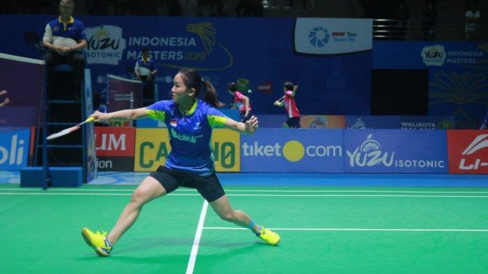 Pengakuan Ruselli Hartawan Usai Kalah Lawan Tiongkok di Babak 8 Besar Yuzu Indonesia Masters