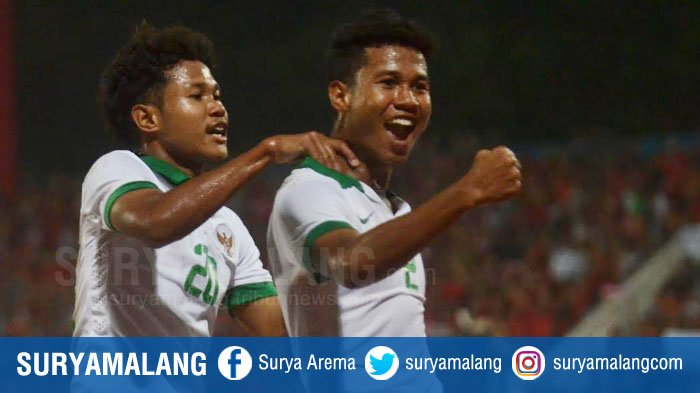 Laga Timnas Indonesia Vs Kamboja Baru Berlangsung, Pasukan Garuda Sudah Pasti Juara Grup A