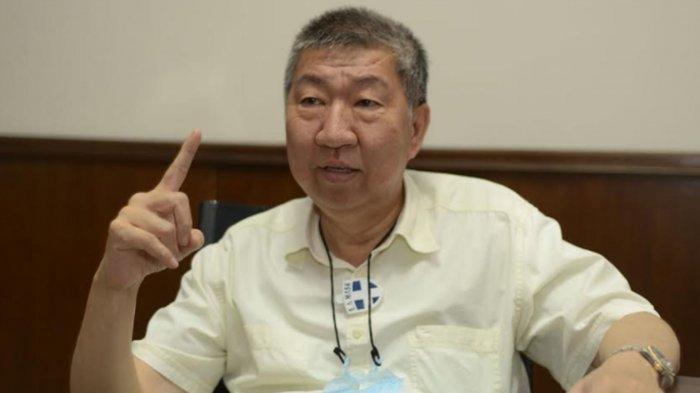 Bakal Calon Ketua IKA UA Totok Lusida Gaungkan Konsep Airlangga Connection Agar Alumni Bersatu