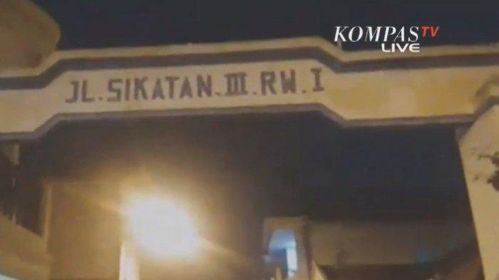 Satu Orang Tewas Ditembak Densus 88 di Sikatan Manukan Surabaya karena Diduga Bawa Bom