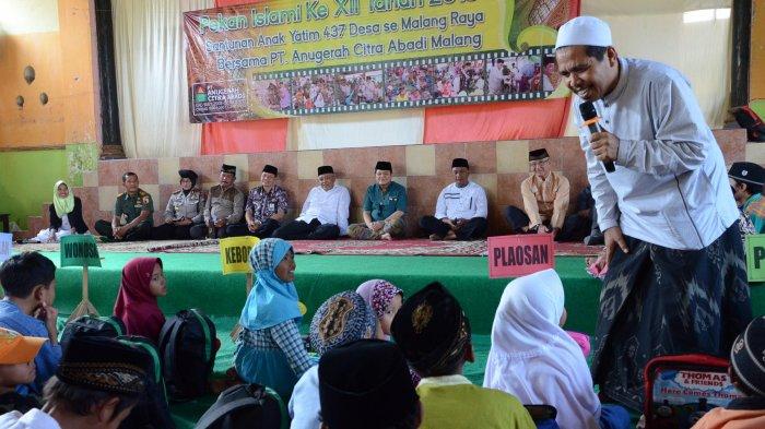 ACA Sebar 625 Santunan di Kromengan dan Wonosari, Kabupaten Malang