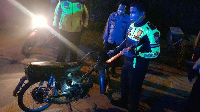 Polisi Bubarkan Balap Liar di Mojokerto Sita Puluhan Motor Protolan dan Knalpot Brong