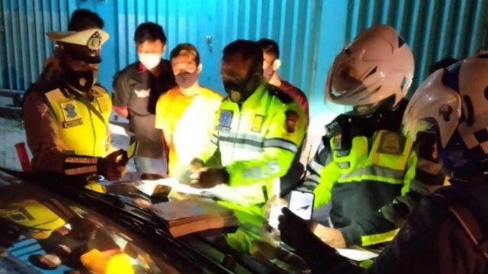 Black Spot di Tulungagung Jadi Ajang Balapan Motor Herex, Polisi Tangkap 25 Orang